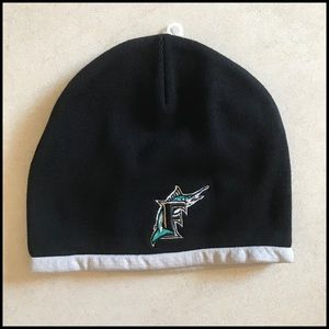 AUTHENTIC MARLINS BEENIE 🖤